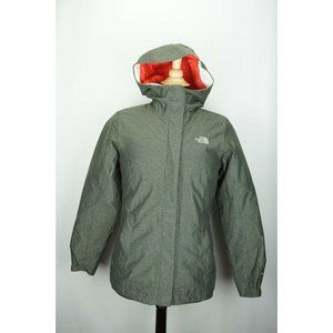 The North Face Hyvent Hooded TB5M/TN5M Green Insul